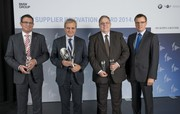 BMW Supplier Innovation Award: Preh für zwei Innovationspreise nominiert