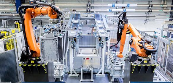 BSH-TGW-Roboter