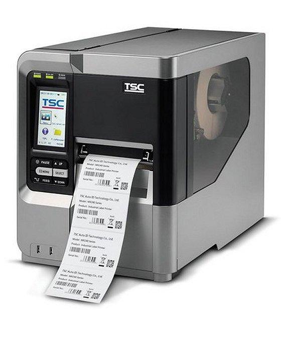 Etikettendrucker für Barcodeetiketten