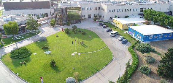 Produktionsstandort für biotechnologische und pharmazeutische Arzneimittel in Bari