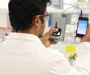 Neues Diagnoseverfahren: Erregernachweis mit Lichtdoppelbrechung