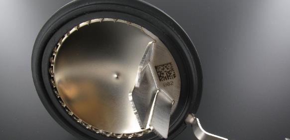 Alle Berstscheiben des Typs GCR von Bormann & Neupert by BS&B verfügen jetzt über eine einmalige Identifikations-Kennzeichnung.