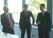 Biotechnologie-Park Pfungstadt: Hessischer Wirtschaftsminister informierte sich über DNA-Diagnostik