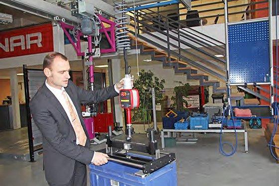 """Hebehilfen-Programm aus Steinheim: """"Porsche oder Gummibärchen"""""""