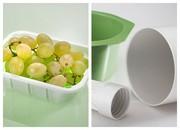 Neue Varianten des kompostierbaren Kunststoffs ecovio