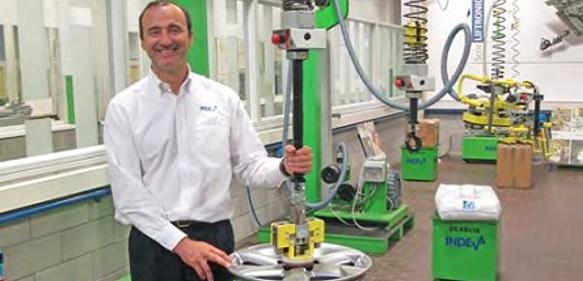 """Italienische Technik im deutschen Markt: """"Wir sehen uns als Technologieführer"""""""