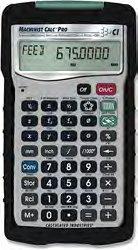Rechner: Berechnungen reduziert