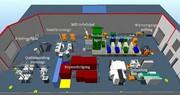 Handlungsorientiertes Lernen: Logistik in der Lernfabrik