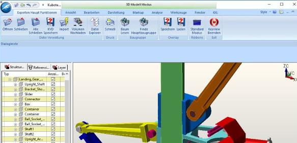 CAD-Viewer: Version 14 von KeyView