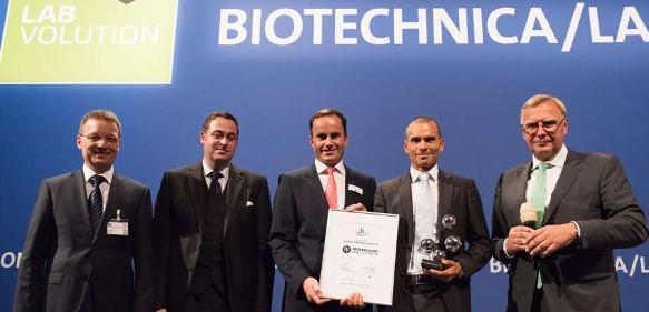 European BIOTECHNICA Award