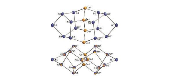 Bismut-Anion