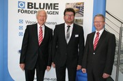 Fördertechnik für die Intralogistik: Blume-Rollen investiert in Wittenberg