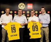 Partnerschaft: Infor und Borussia Dortmund werden ein Team