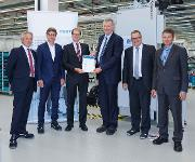 Festo Pressebild Bosch Preferred Supplier