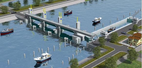 Bosch-Rexroth-Floodbarrier
