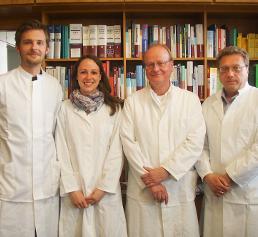CAU-Forscherteam