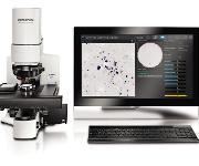 Olympus CIX90 beschleunigt die Sauberkeitsanalyse mit neuer Beleuchtungsmethode (Bild: Olympus Deutschland GmbH).