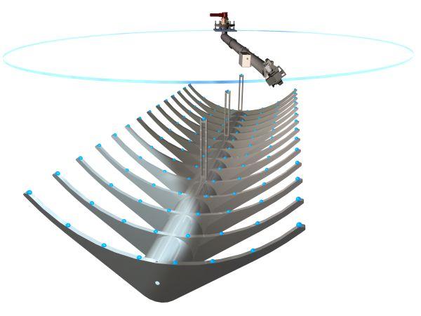 CSP Services: 3D-Messtechnik für große Objekte