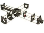 Schneller Ein- und Ausbau ohne Demontage: Aufbausystem für Optiken