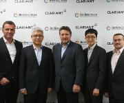 Clariant-Projektteam