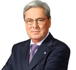 CEO Hariolf Kottmann sieht Clariant auch 2016 auf einem guten Weg