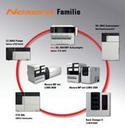 Zum Titelbild: Die neue Nexera MP - Perfekt als Front-End für schnelle LC/MS-Analysen