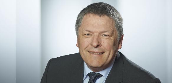 Cloos-Geschäftsführer Sieghard-Thomas