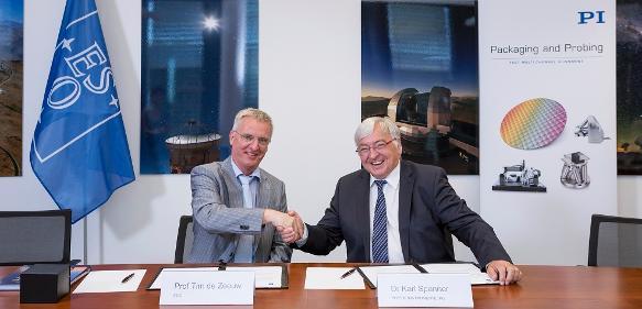 Prof. Tim de Zeeuw und Dr. Spanner