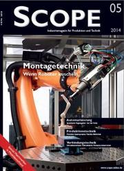 Mit Special Mitteldeutschland: Heute erscheint die neue SCOPE