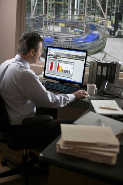 Flottenmanagement in der Intralogistik erfährt Software-Update: Datenflut zur Staplerflotte