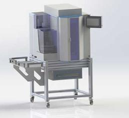 Das vollautomatisierte Probenvorbereitungssystem DEXTech 16 für die PCB- und Dioxin-Analytik. (Bild: LCTech)