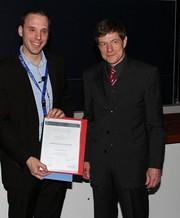 News: BINDER-Innovationspreis 2013 erhielt Dr. Stephan Grill