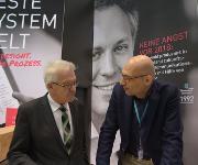 CeBIT 2017: Kretschmann trifft Ergun