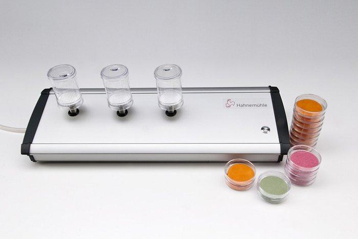 Neue Filtrationseinheit: Für die mikrobiologische Kontrolle und weitere Routineanalysen