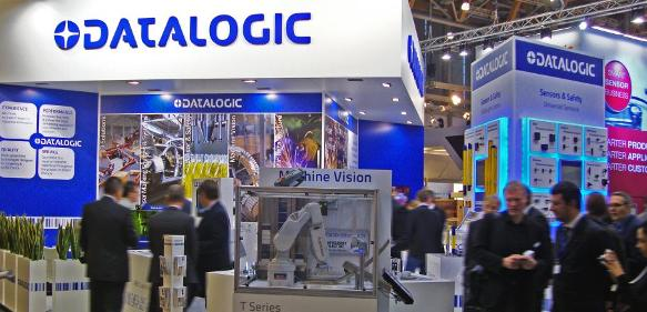 Datalogic auf der SPS IPC Drives