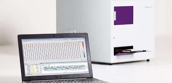 Datenanalyse-Programm Genedata Screener®