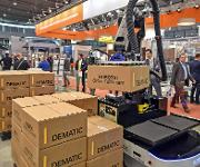 Dematic FlexTruck mit ARM