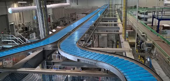 Denipro Deniway Nestle-Werk