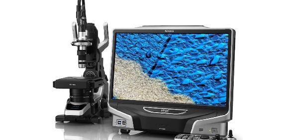 Keyence hat das neue Digitalmikroskop VHX-5000 auf den Markt gebracht.