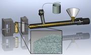 Prinzipdarstellung SKZ Direkt-Spritzgießsystem