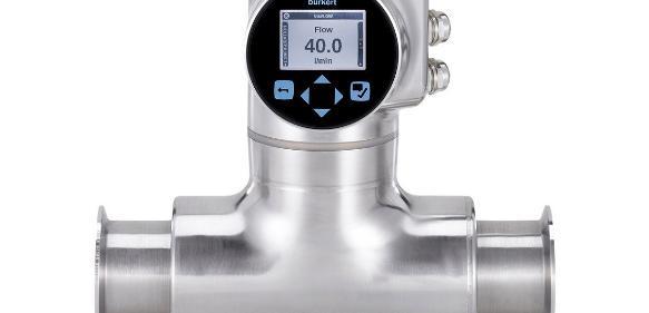 Inline-Durchflussmessgerät