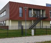 Die neue Betriebsstätte der ECH Elektrochemie Halle GmbH auf dem weinberg campus.