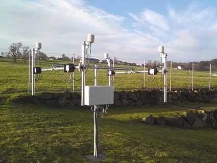 Großauftrag: E+E Elektronik stattet Wetterstationen mit Feuchte/ Temperaturtransmittern aus