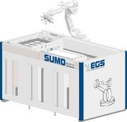 EGS mit neuen Roboterarmen: Starker Standard