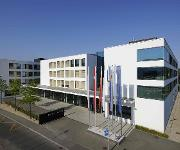Gebäude der Endress+Hauser Gruppe in Rheinach in der Schweiz