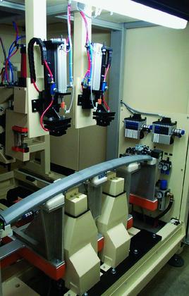 : Die ersten Laserschweißmaschinen