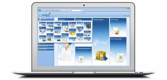 ERP-System von Asseco Solutions