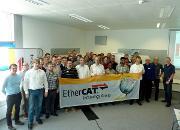 Ethercat Master und Slaves im Test: ETG-Mitglieder trafen sich in Esslingen