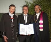 Ehrendoktorwürde für Herbert Kraibühler