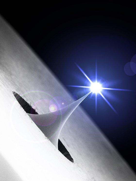 Blick auf die Dynamik im Mikrokosmos: Elektronenblitze erhellen Moleküldynamik
